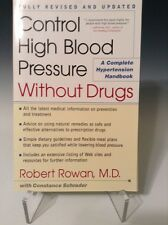 Control High Blood Pressure Without Drugs A Complete Hypertension Handbook (227)