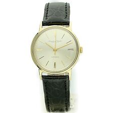 VINTAGE IWC AUTOMATIC 18k GOLD CAL.853 WRISTWATCH