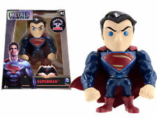 "Jada Toys DC Comics 4"" Metals Batman V Superman Action Figure 97669 "" Superman """