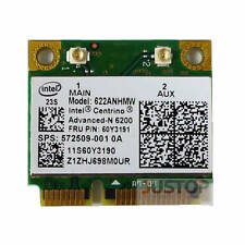 Intel Advanced-N 6200 Mini Card for Lenovo Thinpad X200 X200S X201 X201I X201S