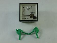Siemens ec48 250/1a Amperometro analogico da incasso Misuratore NUOVO OVP