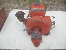 VINTAGE JACOBSEN 2 STROKE ENGINE MOWER MINI BIKE GO KART