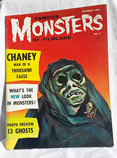Famous Monsters Of Filmland number 8