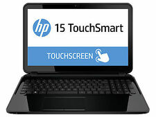 "NEW (Open-Box) HP TouchSmart 15-D020NR 15.6"" Laptop (AMD A4 Quad-Core/4GB/500GB)"