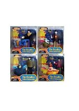 "MCFARLANE THE BEATLES YELLOW SUBMARINE SET OF 4 6"" FIGURES NEW"