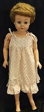 "Vintage Deluxe Reading ?  Rubber Doll 29""   1950's"
