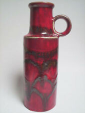 Keramik Fat Lava Vase Krug Scheurich 401-28 West-Germany pottery vintage 28cm