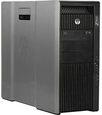 HP Z800 Workstation Xeon X5675 6 Core 3.06GHz 32GB RAM 1TB HD Window 7 Pro