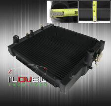96-00 CIVIC FRONT RADIATOR ALUMINUM DUAL CORE RACING MANUAL SOHC MT LIGHT WEIGHT