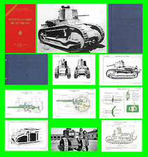 COLLECTION - CARRO ARMATO FIAT 3000 Mod 21 e 30 ARMOURED TANK Manual - DVD
