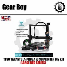 TEVO TARANTULA-PRUSA I3 3D PRINTER DIY KIT(5. Large+auto+dual extruder)