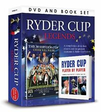 Ryder Cup: 2010 - Official Film - 38th Ryder Cup Colin Montgomery PGA DVD New