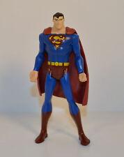 """2012 Superman 4.5"""" Mattel Action Figure DC Universe Comics Justice League"""