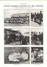 1905 Russian Soldiers Captured By Japanese Misericordia Brothers Dickens Day