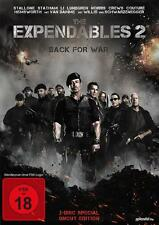 The Expendables 2 - Back for War Special Uncut Edition Neu OVP Sofort Lieferbar