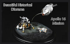 Dragon Space Apollo 16 Lunar Highlands Exploration~CSM+LM+Lun.Rover+Astro 50398