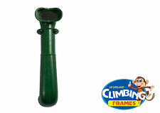 Green Kids Periscope mirrors climbing frame playhouse jungle gym. Sold over 200