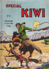 SPECIAL KIWI N° 8 DE AOUT 1961 EDITIONS LUG TRES BON ETAT