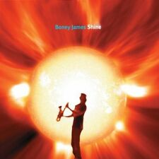 Shine - Boney James (2006, CD NIEUW)