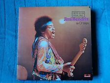 Jimi Hendrix - At The Isle Of Wight Polydor 2302 016 UK 1971 A5/B2~ LTD EDIT~NM