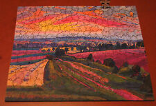 "Artifact Wooden Puzzle: ""Icknield Way"" 317 Pieces, COMPLETE, Liberty Style"