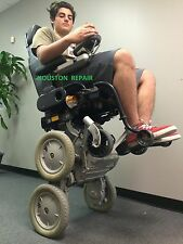Ibot 4000 Electric Wheelchair balance, No problem stairs, sand, curbs