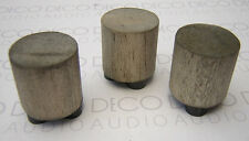 Something Solid Dissipating feet extra large size. Set of 3. Inc. 1st Post  DECO