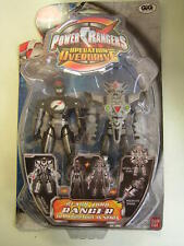 POWER RANGERS OPERATION OVERDRIVE BLACK ZORD RANGER TRASFORMABILE IN SPADA