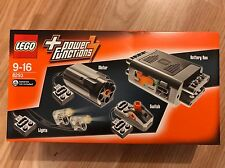 LEGO Technic 8293: Power Functions Motor Set Brand New & Sealed