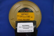KODAK MOTION PICTURE 35MM x 25ft BULK FILM VISION 3 COLOUR NEG  250D / 5207