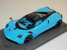 1/18 BBR Models Pagani Huayra in Baby Blue limited to 24 pieces