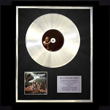 LIMP BIZKIT GOLD COBRA CD PLATINUM DISC FREE P+P!!
