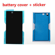 Back Battery Cover Housing Case Door+ Glue for Sony Xperia Z Ultra XL39H C6802