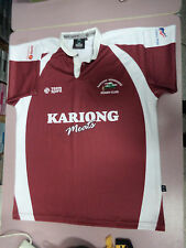 #SS2. KARIONG WANDERERS  RUGBY  UNION  SUPPORTER'S  JERSEY