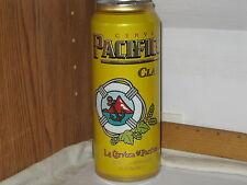 Cerveza Pacifico Clara - La Cerveza del Pacifico Brewed in Mexico 24 OZ beer can