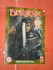BERSERK COLLECTION N° 14 -NO SERIE NERA -PANINI COPERTINA marrone KENTARO MIURA