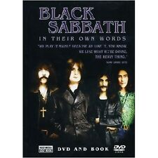 BLACK SABBATH BOOK DVD Set OZZY DAD GIFT ROCK HEAVY METAL BIRTHDAY PRESENT DAD