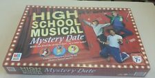 High School Musical Board Game Mystery Date Ages 7+ 2-4 players NEW IN BOX