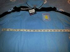 Aston Villa FC Polo shirt worn by players