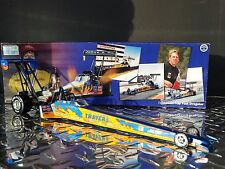 Action 1996 Blaine Johnson Travers NHRA Top Fuel Dragster 1:24 Scale Diecast Car