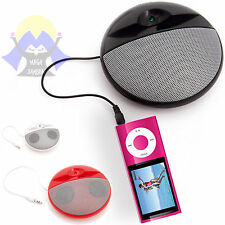 CASSA Altoparlante MINI SPEAKER per TABLET Smartphone MP3 Jack PC Portatile DOCK