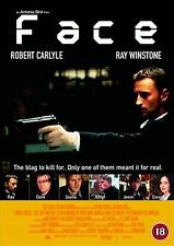 Face Robert Carlyle, Ray Winstone, Steve Sweeney, Gerry NEW SEALED UK R2 DVD