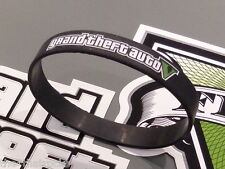 $$$$$$ GRAND THEFT AUTO V / 5 MIDNIGHT LAUNCH WRIST BAND & STICKERS $$$$$$ GTA