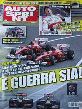 Autosprint 16 2010 Gp Cina Bis Mc Laren Button lo stratega trionfa  [SC.49]