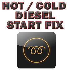 HOT COLD DIESEL START FIX AUDI A4 A6 A8 1.9 TDI STARTING ENGINE MODULE