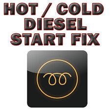 HOT COLD DIESEL START FIX AUDI A4 A6 A8 1.9 TDI STARTING ENGINE MODULE