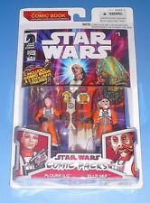 STAR WARS COMIC PACK LEGACY COLLECTION PLOURR ILO & DLLR NEP ROGUE SQUADRON