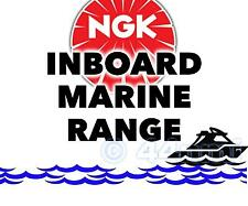 NGK SPARK PLUG For MARINE ENGINE CUYUNA - 430LC 40hp Jet Drive