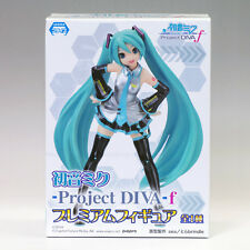 Hatsune Miku Project Diva f Premium Figure Sega Prize Official Japan Vocaloid