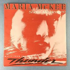 Maria McKee - Show Me Heaven - From Days Of Thunder Movie - Epic 656303-7 Ex+